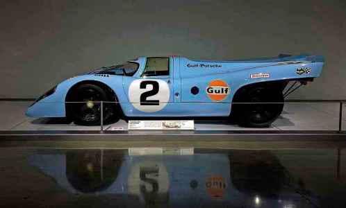 1969 Porsche 917K