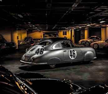 1951 Porsche 356 Le Mans