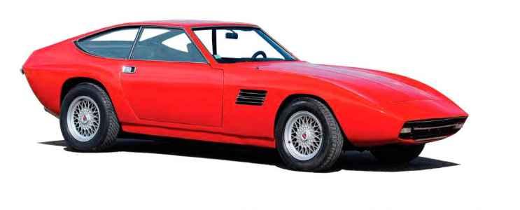 1971 Intermeccanica Indra