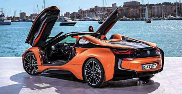 2019 BMW i8 Roadster l15