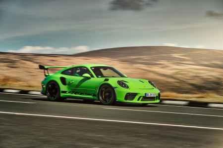 2019 Porsche 911 GT3 RS 991.2 road test