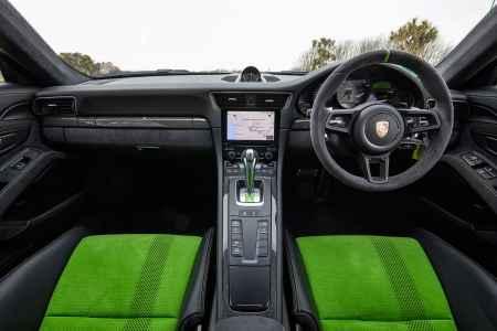 2019 Porsche 911 GT3 RS 991.2