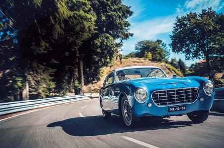 1950 Ferrari 195 Inter Vignale - classic drive