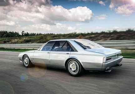 1980 Ferrari Pinin - 400i GT 2+2 based and flat-12 4.8-litre engined Pininfarina concept car saloon road test