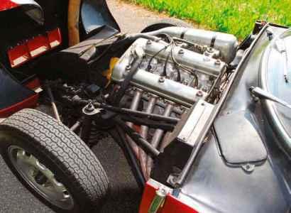 1963 Alfa Romeo Giulia TZ