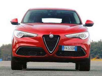 2019 Alfa Romeo Stelvio 2.0 Q4 Petrol Type-949 and 2.1 Diesel Q4