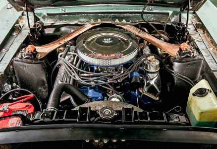 1968 Ford Mustang 390GT Fastback