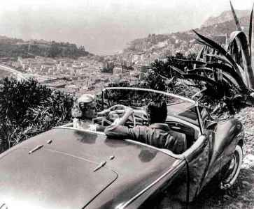 Sunbeam Alpine To Catch A Thief 1955 To Catch A Thief