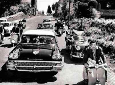 Triumph TR3A La Dolce Vita 1960 La Dolce Vita
