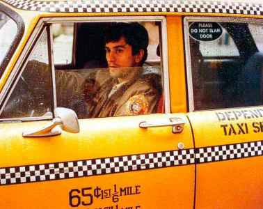 CHECKER A-SERIES Taxi Driver (1976)