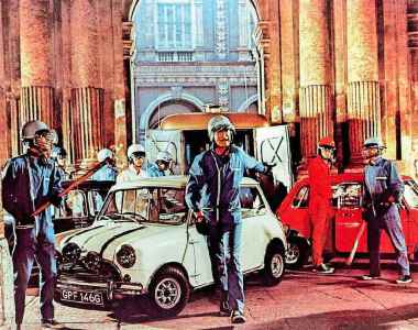 AUSTIN MINI-COOPER 'S' Mk1 The Italian Job (1969)