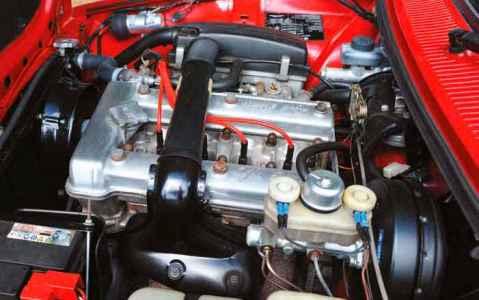 1979 Alfa Romeo Alfetta GTS Type 116