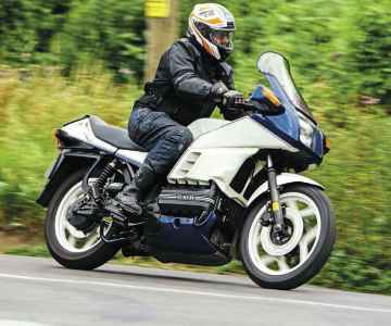 1989 BMW K100 RS SE - Classic ride