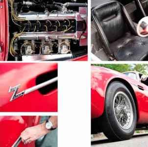 1961 Aston Martin DB4 GT Zagato road & track test drive