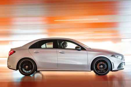 2019 Mercedes-Benz A-Klasse AMG Line Sedan Worldwide V177
