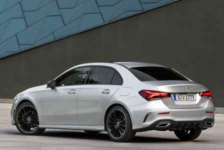 2019 Mercedes Benz A Class Saloon V177 And Lwb Version Z177
