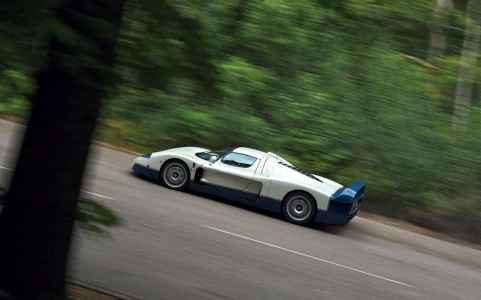 2004 Maserati MC12 Stradale - road test