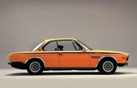 1971 BMW 3.0 CSL E9 'Carburettor'