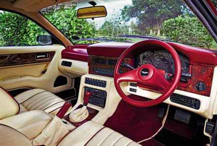 1992 Aston Martin Virage 6.3 Automatic