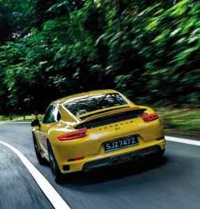 2019 Porsche 911 Carrera T PDK 991.2