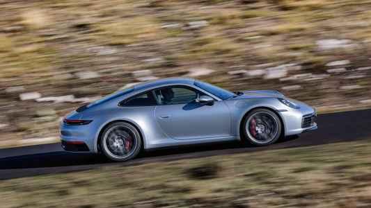 2020 Porsche 911 Carrera 4S 992