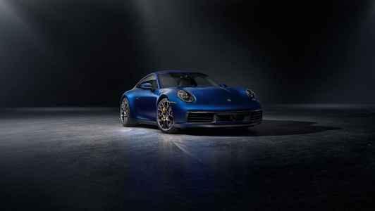 2020 Porsche 911 992 Show 2018