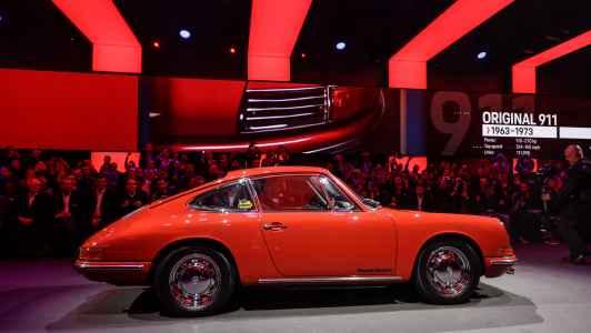 1963 Porsche 911 (901)
