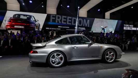 1994 Porsche 911 993