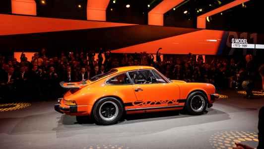 1974 Porsche 911 930