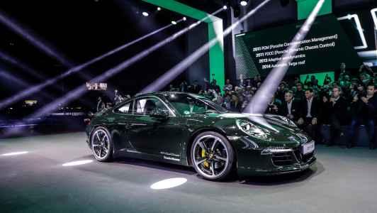 2011 Porsche 911 991