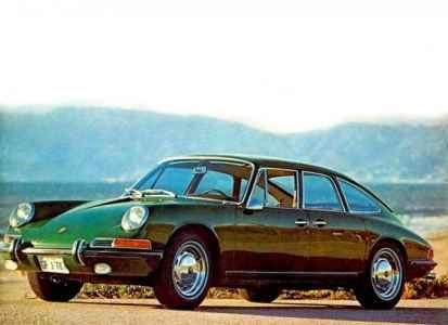 1965 Porsche 911 4-doors