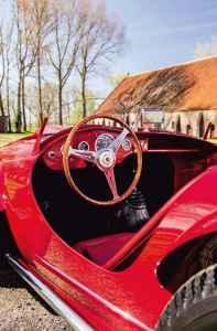 1952 Siata 208 Spider Corsa - road test