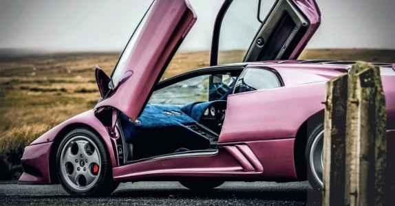 1993 Lamborghini Diablo SE30