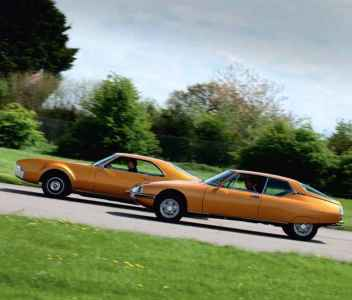 Citroën SM vs. Oldsmobile Toronado