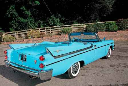 1957 Dodge Custom Royal Super D500