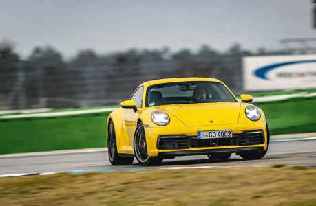 2020 Porsche 911 Carrera S 992 - 444bhp version road test