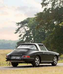 1968 Porsche 911 2.0S Soft-Window Targa - road test
