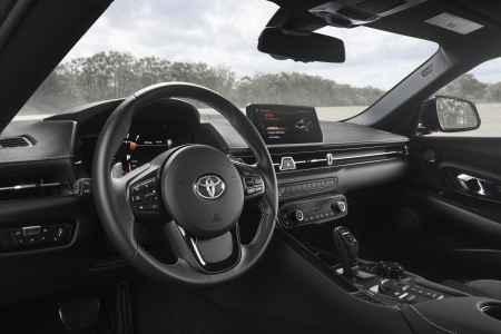 2020 Toyota Supra A90