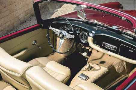 1958 Maserati 3500 GT and 1963 GTI Touring Convertibles