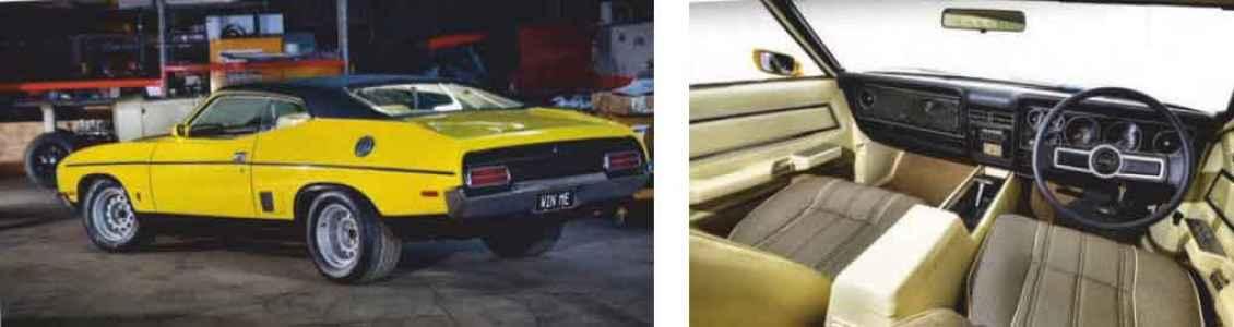 1978 Ford XC Fairmont Hardtop