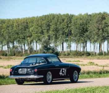 1955 Fiat 8V Berlinetta Vignale Tipo Mille Miglia