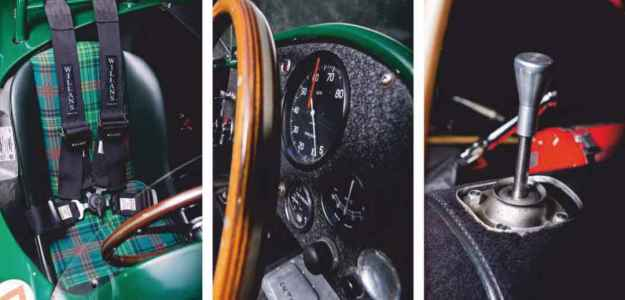 1954 Lagonda DP115 V12 Le Mans