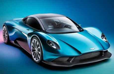 2020 Aston Martin Vanquish
