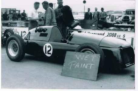 1951 RA Vanguard special