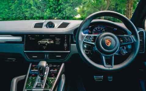 2020 Porsche Cayenne S PO536 - road test