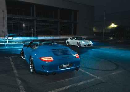 Porsche 911 Sport Classic 997.2 vs. 911 Speedster 997.2