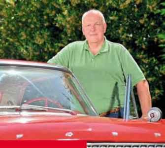 1963 Ford Galaxie 500 XL - driven
