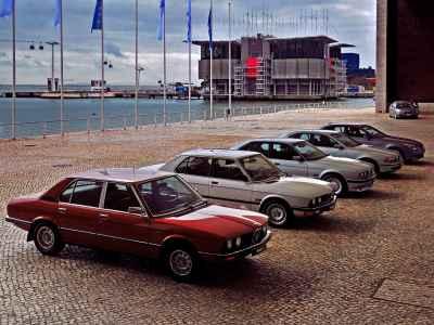 BMW 5-Series E12 E28  E34 E39 E60 and F10