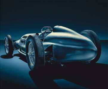 Mercedes-Benz W154 chassis