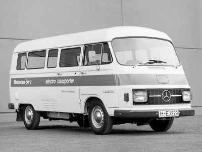 1972 Mercedes-Benz LE 306 Electro-Transporter (Br.630)